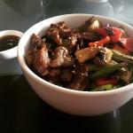 Donburi Japanese Food