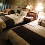 โรงแรมคาเกะงาวาแกนด์