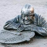 Photo de Monument to Stepan, the Plumber