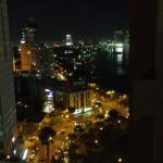 Window View - Hotel Grand Saigon Photo