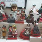 Collection of Dolls from different countries