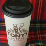 Tony's Coffee, Bellingham, Nov. 13, 2015