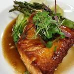 Hoisin Glazed Salmon