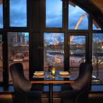Foto de Brasserie and Bar at Malmaison - Newcastle