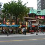 Asia Restaurant (Grande-Allée) - Fermé définitivement