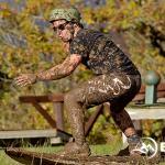 Mud surfing!