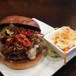 Havana (spicy) burger