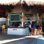 Mona Beach Restaurant on Acadia Beach