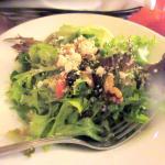 Salad, Tahoe Joe's Famous Steakhouse, Roseville, Ca