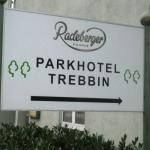 Foto de Akzent Parkhotel Trebbin