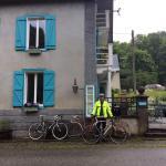 Outside Les Deux Velos