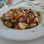 Seafood Appetizer