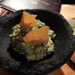 Guacamole made at your table