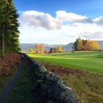 Lovely walk in the autumn sun...