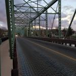Photo de New Hope-Lambertville Toll Supported Bridge