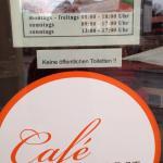 Café ALTE POST Neubrandenburg Foto