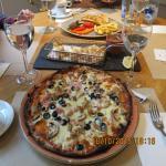 Sumptuous lunch