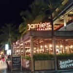 Jamie olivers restaurant bali