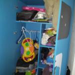 armoire de la chambre