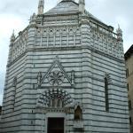 Pistoia_Battistero di San Giovanni in corte
