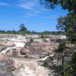 Somphamit Waterfalls