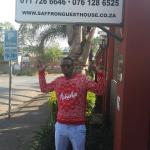Saffron guest  house the place to be in jozi