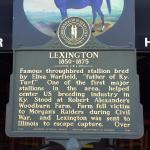 Lexington Visitors Center
