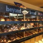 What a treat! Wonderful selection of breads and a great place for breakfast as well.