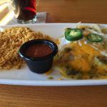 Loaded Brisket Enchiladas