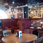 Interior tables/ booths