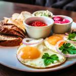 Завтраки с 8:00-12:00