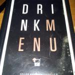 The Drink Menu