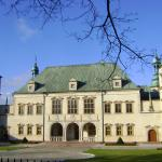 Muzeum Narodowe w Kielcach - Dawny Pałac Biskupów Krakowskich