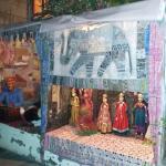 puppet show at Priya