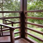 Balcony - Briar Tea Bungalows - Valparai Photo