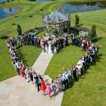 Wedding Day 'Heart'