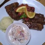 Combo Set Pork Ribs
