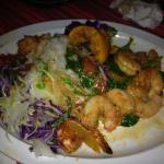 Rio Tomatlan - tequila shrimp
