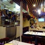Le restaurant et la salle à manger