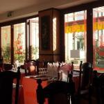 restaurant la perle d'asie Interior