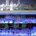 Vodka museum bar