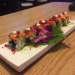 Some of the best sushi I've ever had, they have new specials almost every day -- fresh ingredien
