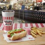 Chicago Style Hot Dog Meal