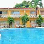 OceanView rooms - face pool court yard and beach