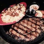 Foto de Gaskins Cabin Steakhouse