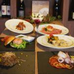 Ogni settimana il nuovo chef ci proporrà una ricca e gustosa gamma di piatti tradizionali