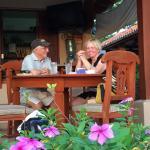 Foto de Terraza de Palermo Restaurant
