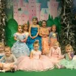 All the princess's