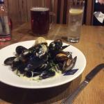 Fresh mussels starter