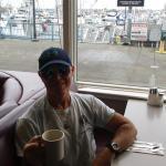 David at the Bay Cafe, Nov. 16, 2015